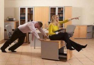 Перестановка мебели в квартире