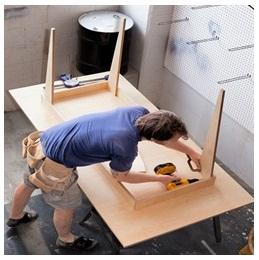 Сборка столов по низким ценам в Саранске от специалистов