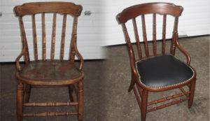 Перетяжка стульев на дому недорого в Саранске
