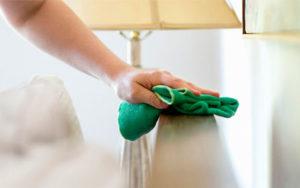 Уборка пыли в квартире и доме в Саранске