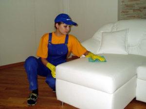 Чистка мебели на дому в Саранске